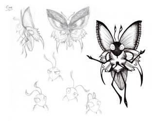 Cora - updated design by spritephantom