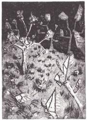 Crystal Forest by spritephantom