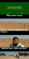 My Reaction To 'The Force Awakens' Teaser by HewyToonmore