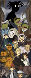 Over The Garden Wall by DigitalKelby