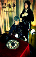 This butler, at your service by Hikari-Kanda