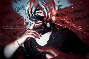 Tokyo Ghoul by Hikari-Kanda