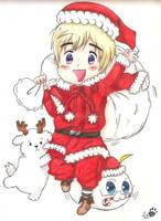 Finlandia Feliz Navidad n_n by Sury475