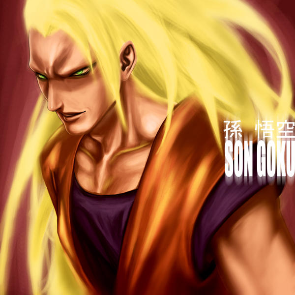+THE EARTH'S SAIYAN+ by jinx-star