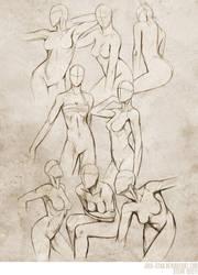 +FEMALE BODY STUDY II+ by jinx-star