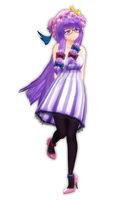 Casual Patchouli by PachiPachy