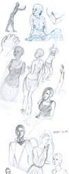 Sketchdump by Niphredill