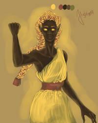 Arien by Niphredill