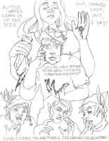 Macbeth sketch by berrynerdy