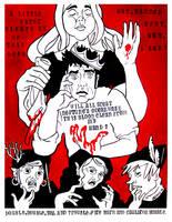 Macbeth Hath Murdered Sleep by berrynerdy