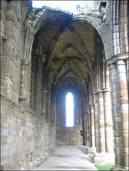 Whitby Abbey by LadyEgo