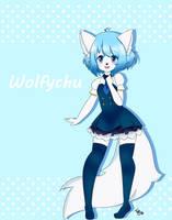 Wolfychu Fanart by Senpai-Arts