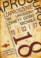 invitation by m-topolska