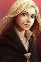 Keeper of the Lost Cities - Sophie Foster by LauraHollingsworth