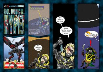 Yo! Videogames X Metal Gear Rising: Revengeance by Solariskaliber