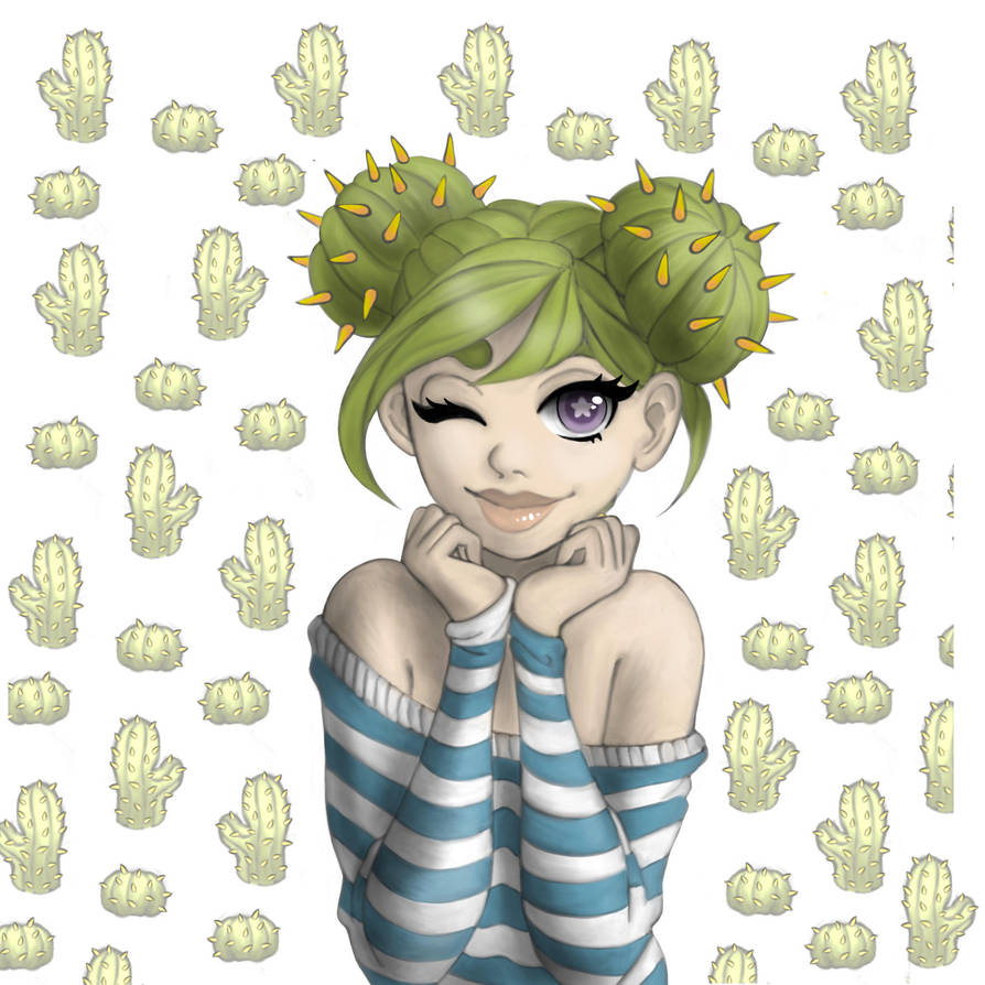 Cactus by Arachnopus