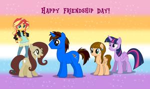 Friendship Day 2016 by AndoAnimalia