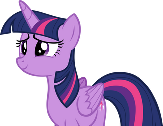 Twilight Sparkle is Happy for You by AndoAnimalia
