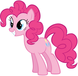 Pinkie Excited to Make New Friends by AndoAnimalia