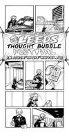 Leeds Thought Bubble Preview by AaronSmurfMurphy
