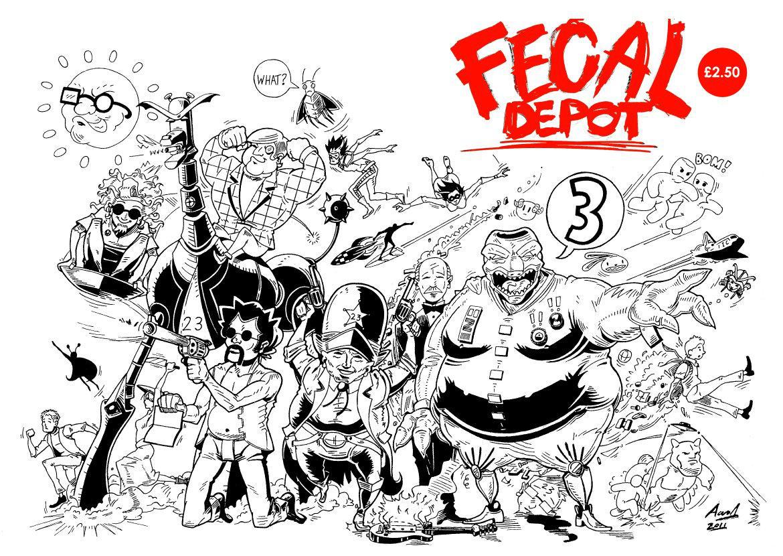 Fecal Depot 3 by AaronSmurfMurphy