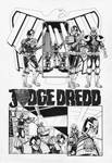 Judge Dredd: Interrogation 1 by AaronSmurfMurphy