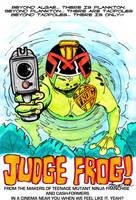 Judge Frog by AaronSmurfMurphy