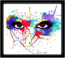 Splash of Color by LightvsRight