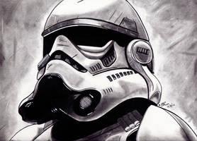 Stormtrooper by LightvsRight