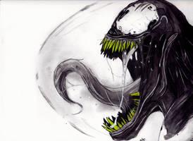 Venom's Halloween by LightvsRight