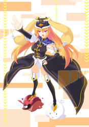 MAWARU PENGUINDRUM by Butter-T