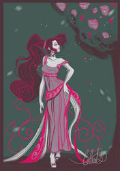 Palette challenge Megara by Celiarts