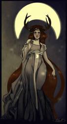 La fille damnee by Celiarts
