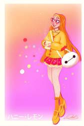 Honey lemon by Celiarts