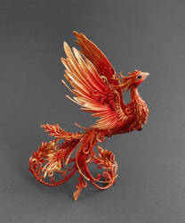 Firebird by MyOwnDragon
