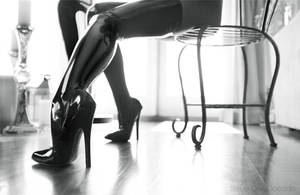 High Heel Fetish by IDiivil-Official
