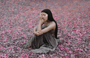 Flowers and Lace by IDiivil-Official