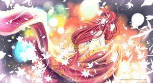 shiro hana by otakumizu4502
