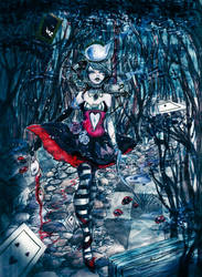 Alice by otakumizu4502