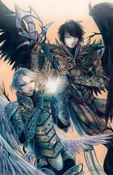 angels by otakumizu4502