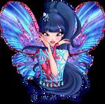 Winx Club - Musa 2D Dreamix by Feeleam