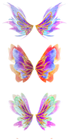 Winx Club - Enix Wings by Feeleam