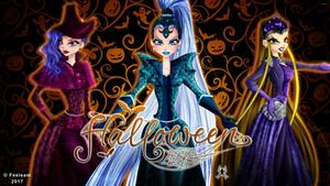 Winx Club - Trix - Happy Halloween! by Feeleam