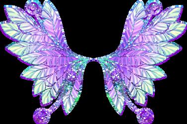 DIVINIX - Tecna's Wings by Feeleam