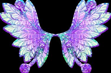 DIVINIX - Tecna's Wings CGI by Feeleam