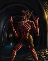 Rotten Werewolf by Ghoster911