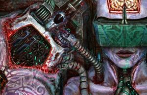 skull 7 by AVirusErothanatoguru