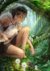 Princess Mononoke by COLA0614