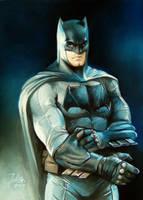 Batman by JuxnLex