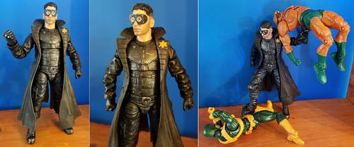 Custom Action Figure - Gorgon by WemblyFraggle